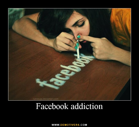 Facebook addiction symptoms and treatment